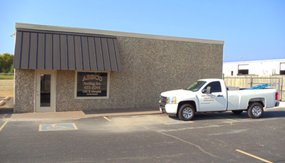 ABBCO Roofing's office in the Tulsa area.